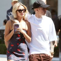 Justin Bieber and Hailey Baldwin Celebrate Her Birthday With Intimate Dinner