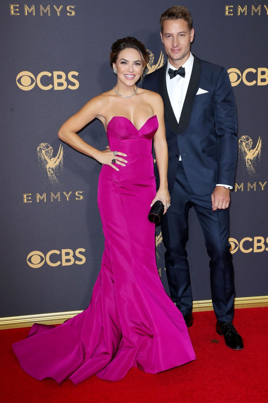 2017 Justin Hartley and Chrishell Hartley Way They Were Gallery
