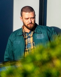 Justin Timberlake Returns Work Palmer Movie Set After Alisha Wainwright PDA Photos Go Viral