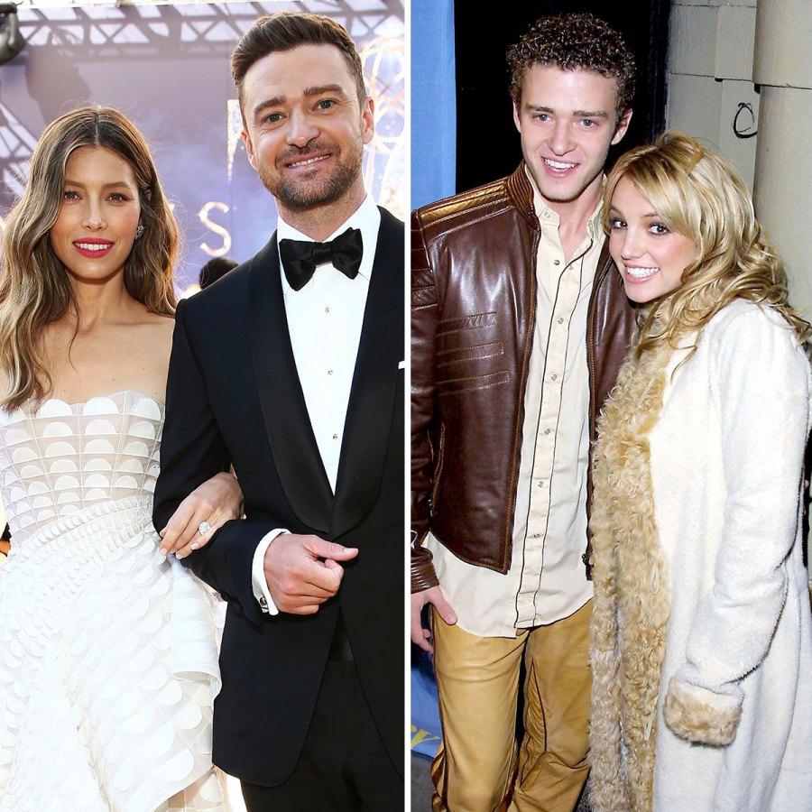 With timberlake justin diaz cameron relationship Justin Timberlake