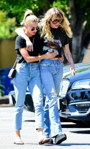 Kaitlynn Carter Details Falling in Love With Miley Cyrus