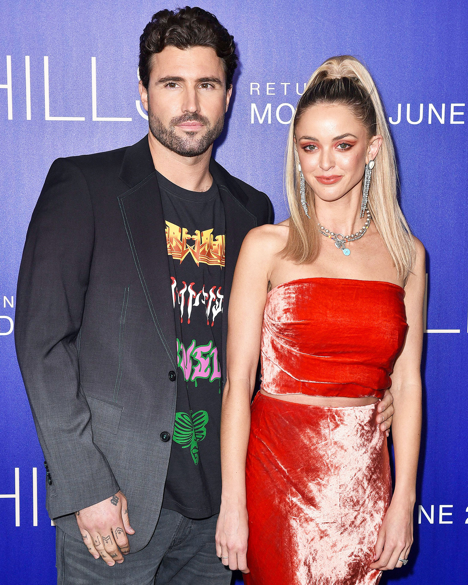 Kaitlynn Carter Opens Up About Splitting From Brody Jenner