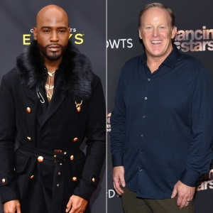 Karamo Brown Says His 'Dancing With the Stars' Competitor Sean Spicer 'Can't Dance!'