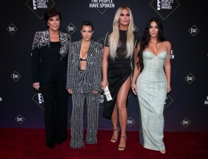 Kardashian Family at 2019 People's Choice Awards