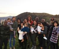 Kardashian Thanksgiving 2015