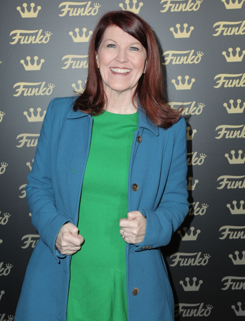 Kate Flannery Reveals She Bruised a Rib During Dancing with the Stars