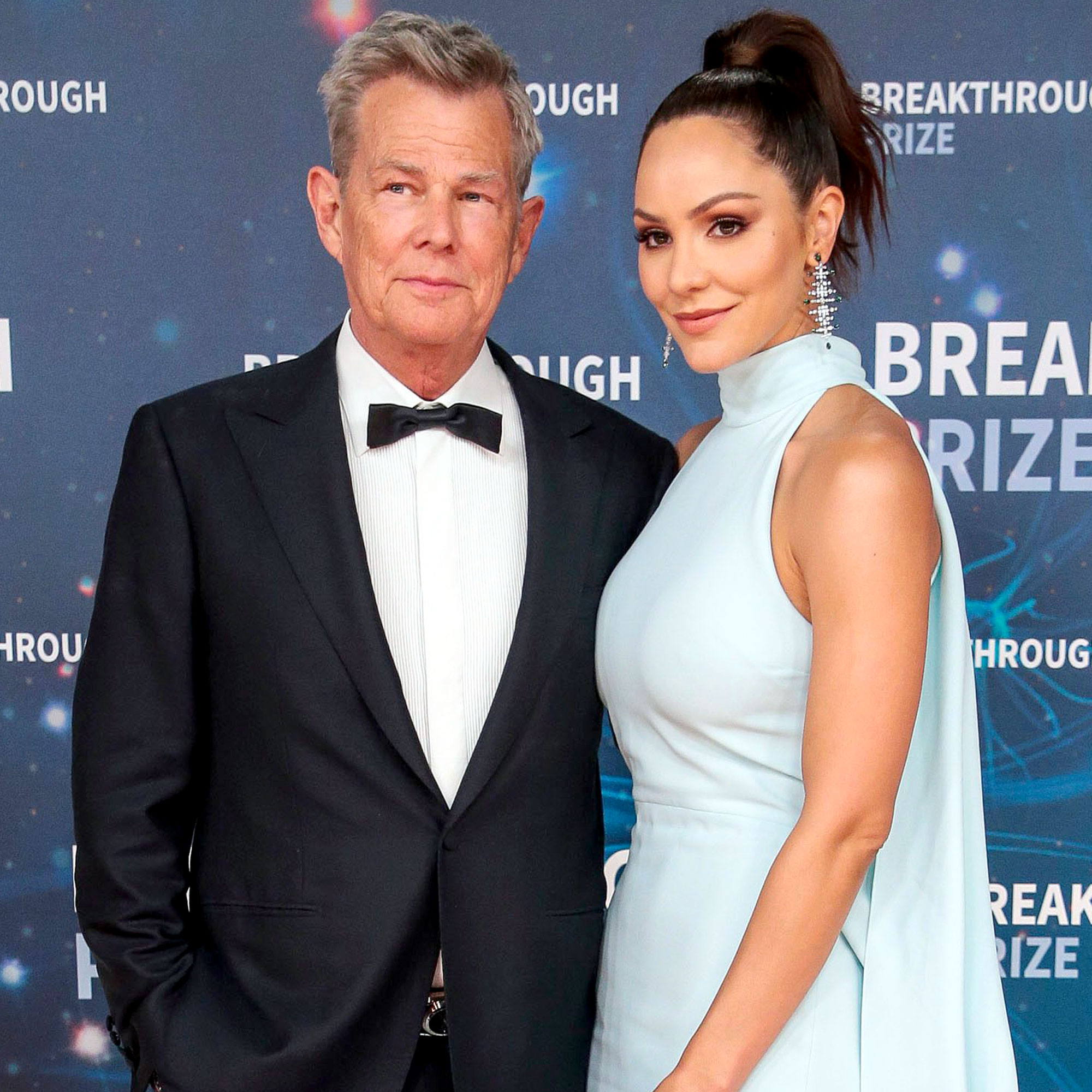 Katharine Mcphee Reveals What She Loves Most About David Foster