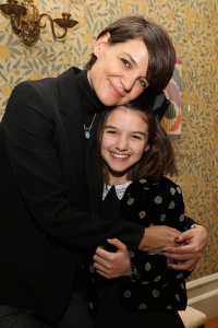 Katie Holmes 'Sometimes' Works Out With Daughter Suri