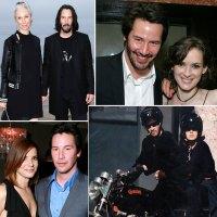 Keanu Reeves Dating History