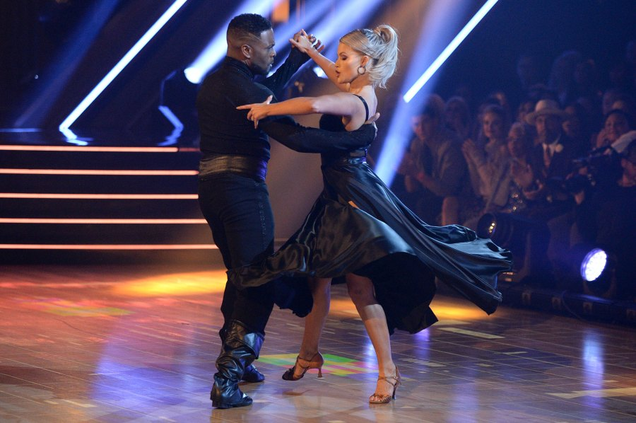 Kel Mitchell and Witney Carson Dancing With The Stars DWTS