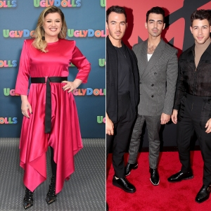 Kelly Clarkson Completely Forgot the Jonas Brothers Opened for Her on Tour in 2005