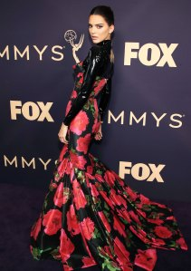 Kendall Jenner at the 2019 Emmys