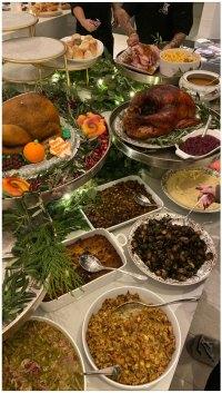 Kendall Jenner Thanksgiving Feast How the Kardashians Celebrated Thanksgiving