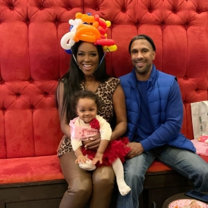 Kenya Moore Celebrates Daughter Brooklyn's 1st Birthday With Estranged Husband Marc Daly