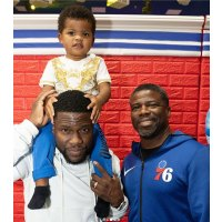 Kevin Hart Celebrates Son Kenzo 2nd Birthday After Car Crash