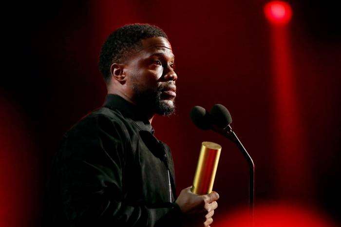 Kevin Hart Opens Up About Near-Fatal Crash