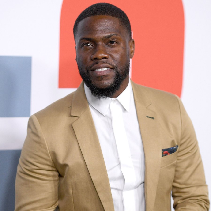 Celebrity Health: Kevin Hart Says He's 'Blessed to Be Alive' 2 Months After Near-Fatal Car Accident