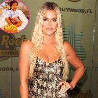 Khloe Kardashian Bakes With True Thompson
