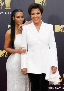 Kim Kardashian's Birthday Surprise for Mom Kris Jenner Leaves Them Both in Tears