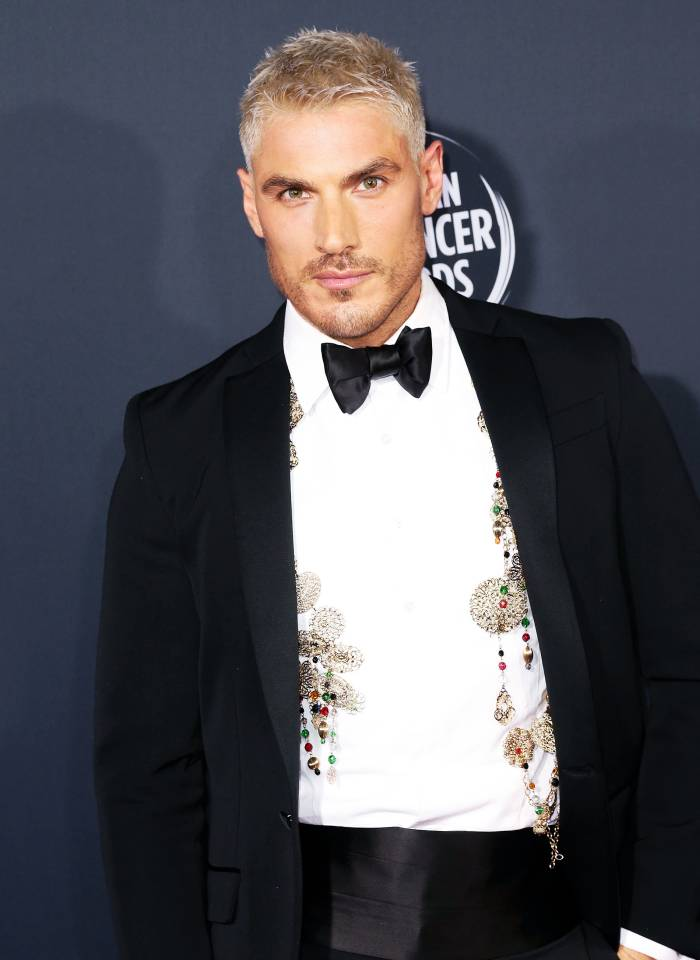 Chris Appleton American Influencer Awards November 18, 2019