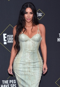 Kim Kardashian: I Don't Talk Badly About My Body in Front of My Kids
