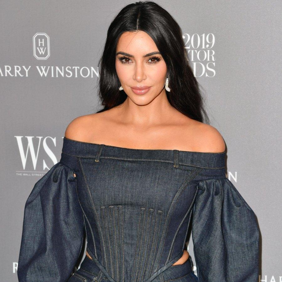Kim Kardashian Shares 1st Sweet Sibling Shot of Chicago and Psalm
