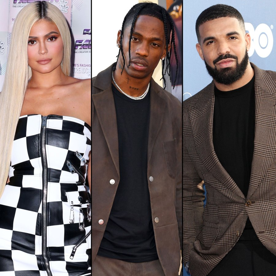 Kylie Jenner Plans to Visit Travis Scott During His Astroworld Festival Amid Drake Romance