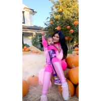 Kylie-Jenner-and-Stormi-Match-in-Superhero-Costumes
