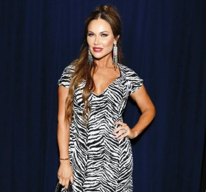 LeeAnne Locken at Us Weekly Most Stylish New Yorkers Party Says There Was Food at Her Wedding