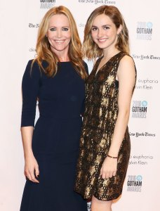 Leslie Mann and Maude Apatow Share Beauty Lessons
