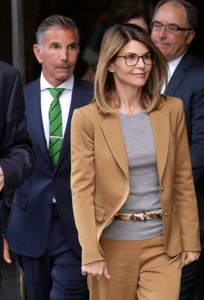 Lori Loughlin, Mossimo Giannulli College Admissions Case
