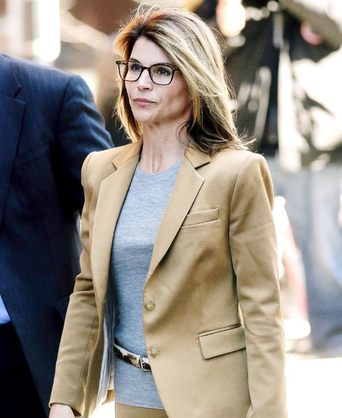 Lori Loughlin Thinks the Jury Will Be Sympathetic Toward Her During College Admissions Trial