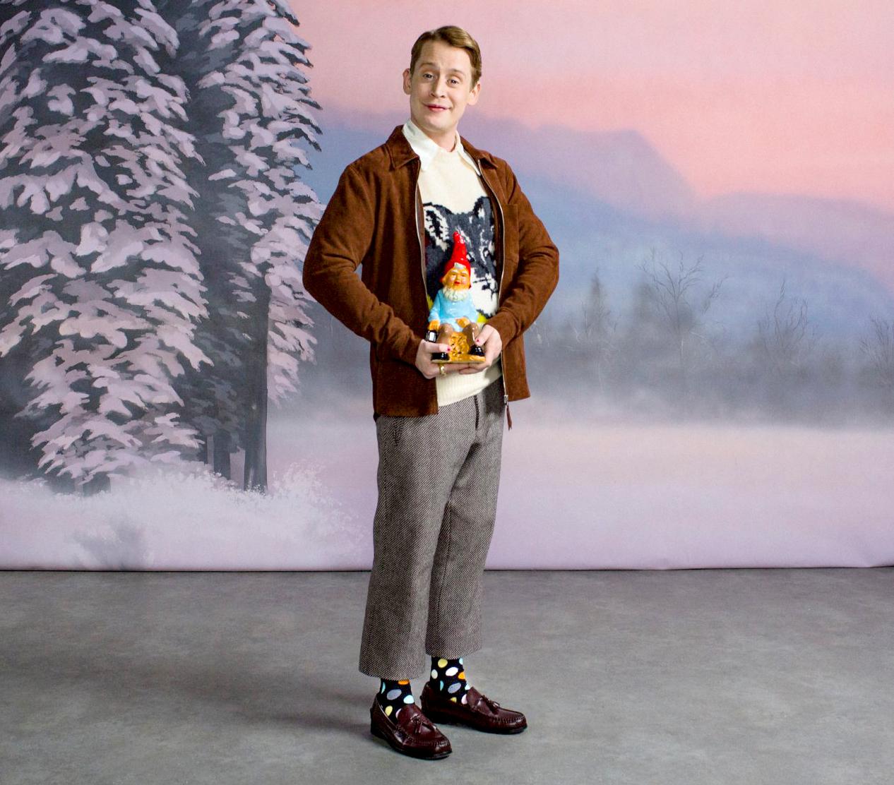 Macaulay-Culkin-Happy-Socks