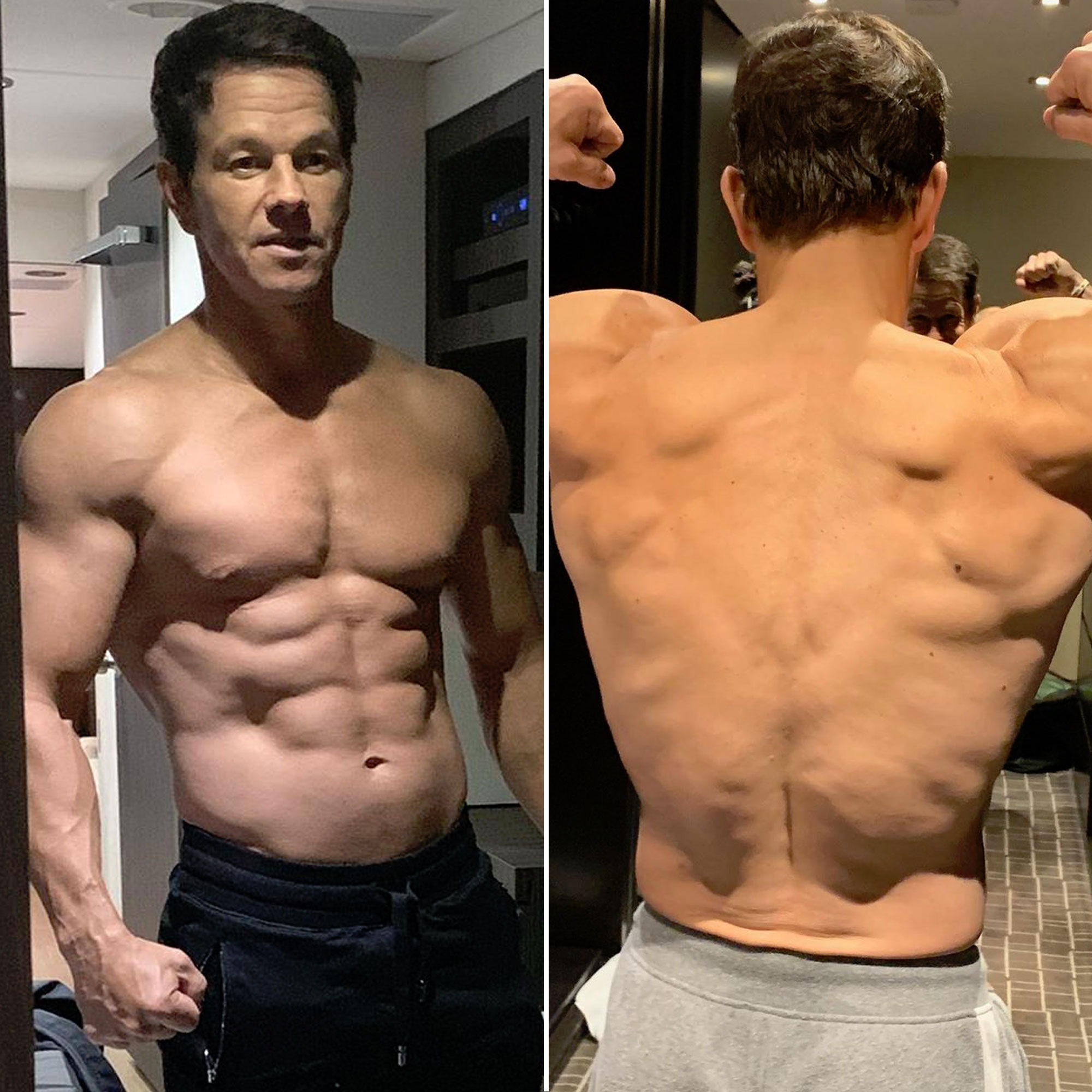 Mark Wahlberg Opens Up About Aging My Biological Clock Is Ticking