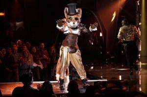 'Masked Singer' Unveils the Lady Bug