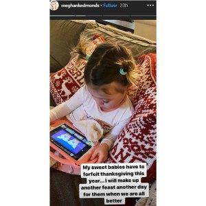 Meghan King Edmonds Cares for Sick Kids on First Thanksgiving Since Split