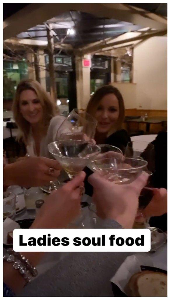 Meghan King Edmonds Has 'Ladies' Night Out Amid Jim Edmonds Split