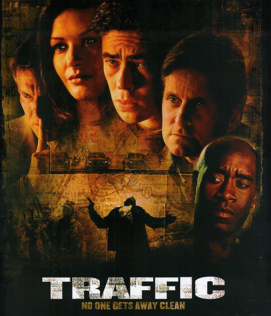 Michael-Douglas-and-Catherine-Zeta-Jones 6-December-2000-traffic