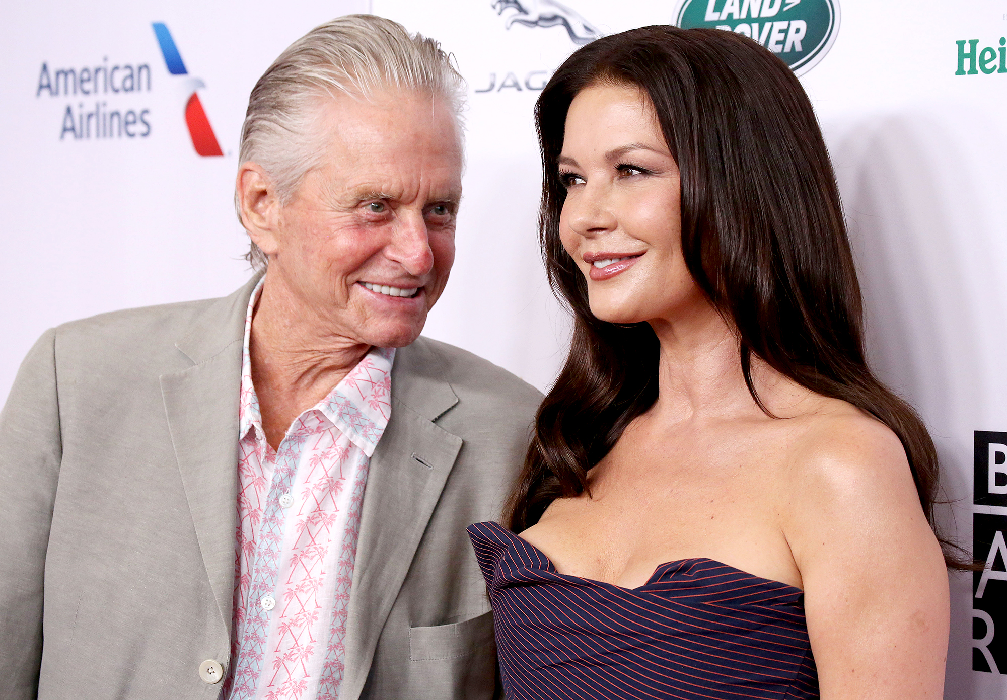 Michael Douglas And Catherine Zeta Jones Relationship Timeline