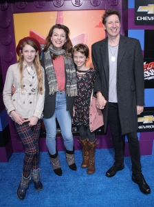 Milla Jovovich's Daughters Still Sleep With Her and Paul W.S. Anderson
