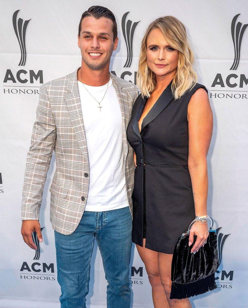 Miranda Lambert and Brendan Mcloughlin 13th Annual ACM Honors
