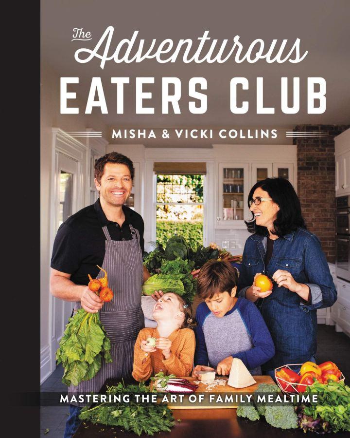 Misha Collins cookbook