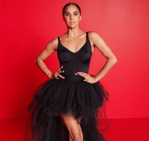 Ballerina Misty Copeland Stuns in Stuart Weitzman's First-Ever Holiday Campaign