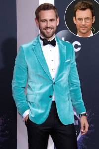 Nick Viall Spots Brad Goreski AMAs What You Didn't See on TV
