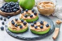 Nut Butter and Fruit Kourtney Kardashian Approved Snacks for Kids