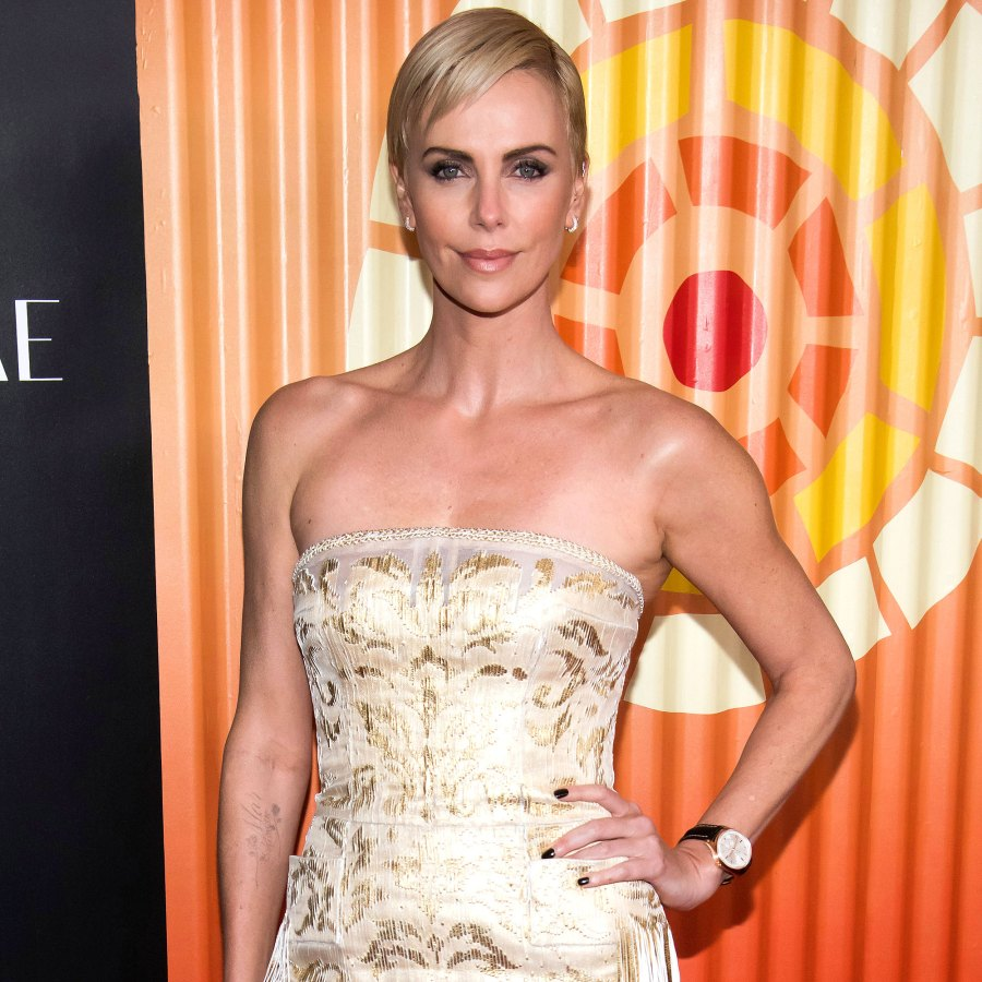 Parenting Police Charlize Theron Africa Outreach Project fundraiser