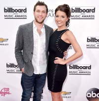 Phillip-Phillips-and-Hannah-Blackwell-baby