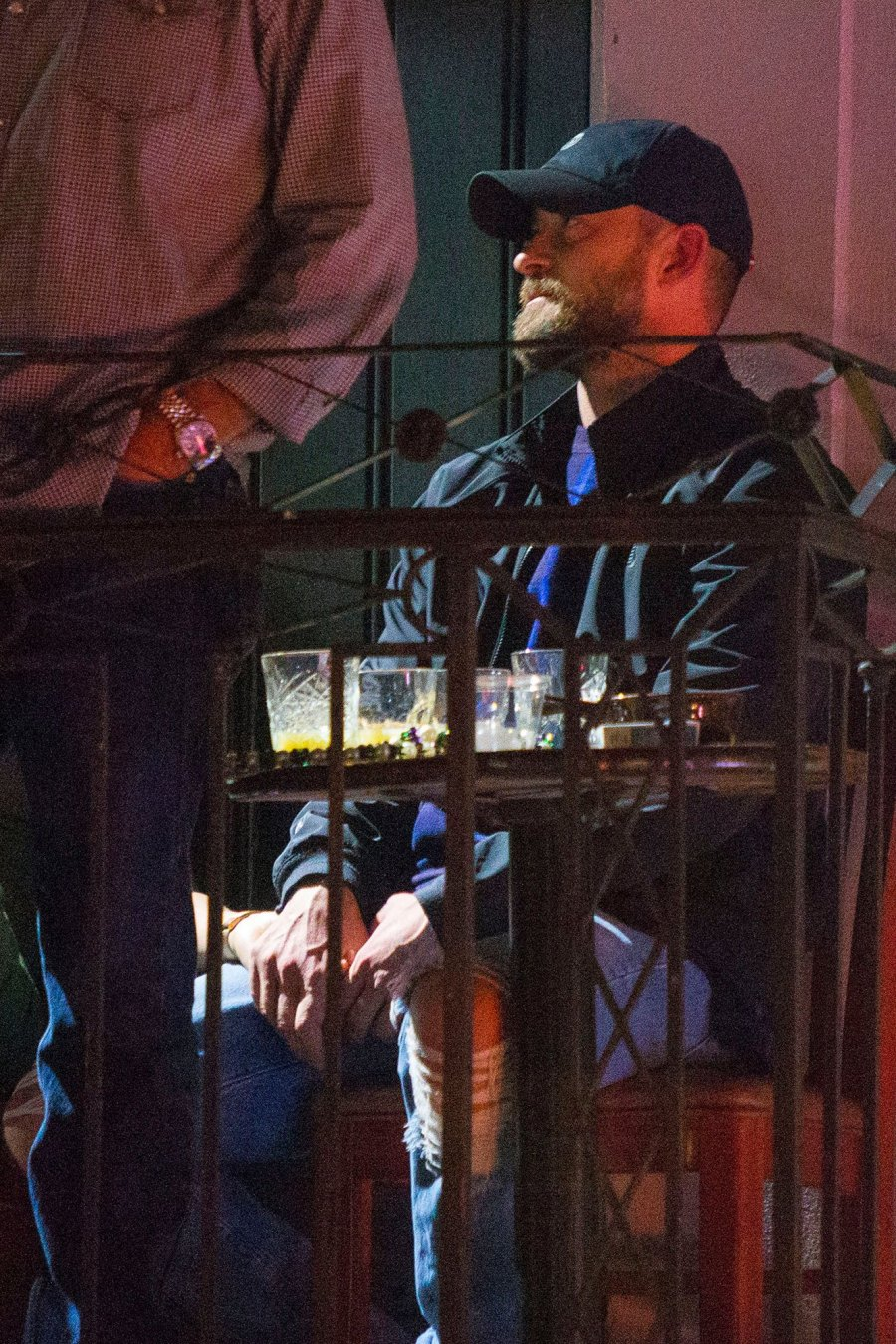 Pics of Justin Timberlake Holding Hands With Costar Alisha Wainwright