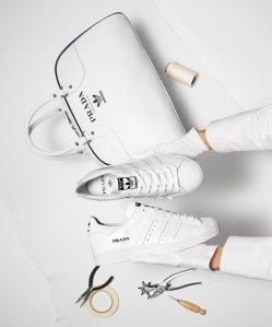 Prada x Adidas Collection