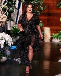 Pregnant Ashley Graham Reveals Sex of 1st Baby During 'Ellen'
